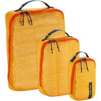 Eagle Creek Packhilfe Pack-It Reveal Cube Set sahara yellow