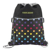 coocazoo Turnbeutel Rocket Pocket 2 magic polka colorful